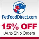 PetFoodDirect.com Auto Ship Discount